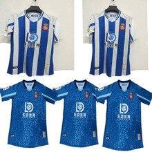 20 21 RCD Espanyol Camisa Camisetas de Fútbol shirts 2020 2021 R.D.T WU LEI Embarba Javi Puado Lopez männer Laufschuhe t-shirt