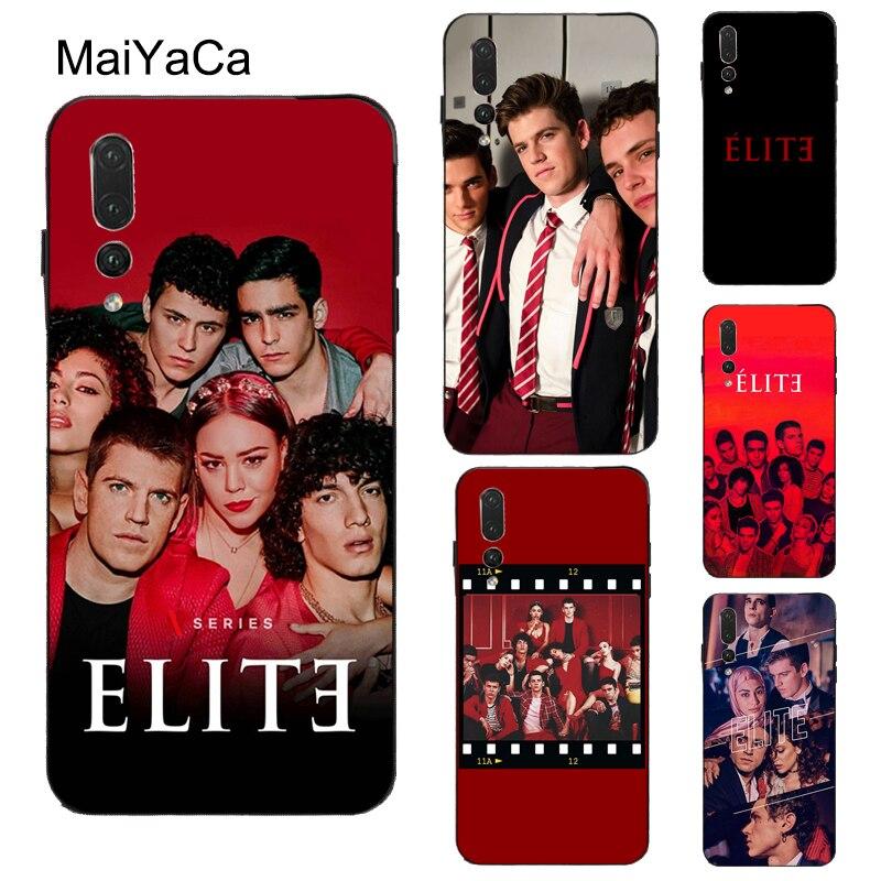 Чехол-постер для ТВ серии MaiYaCa Elite, для Huawei P30 Lite P10 P20 P40 Pro P Smart 2019 Z Mate 10 20 Lite 30 Pro