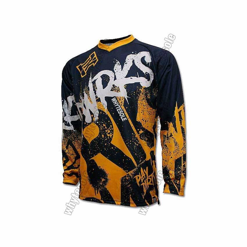 Maillot de Ciclismo Enduro, camiseta de Motocross, Mtb, camiseta de manga larga para descenso, Mx, 2022