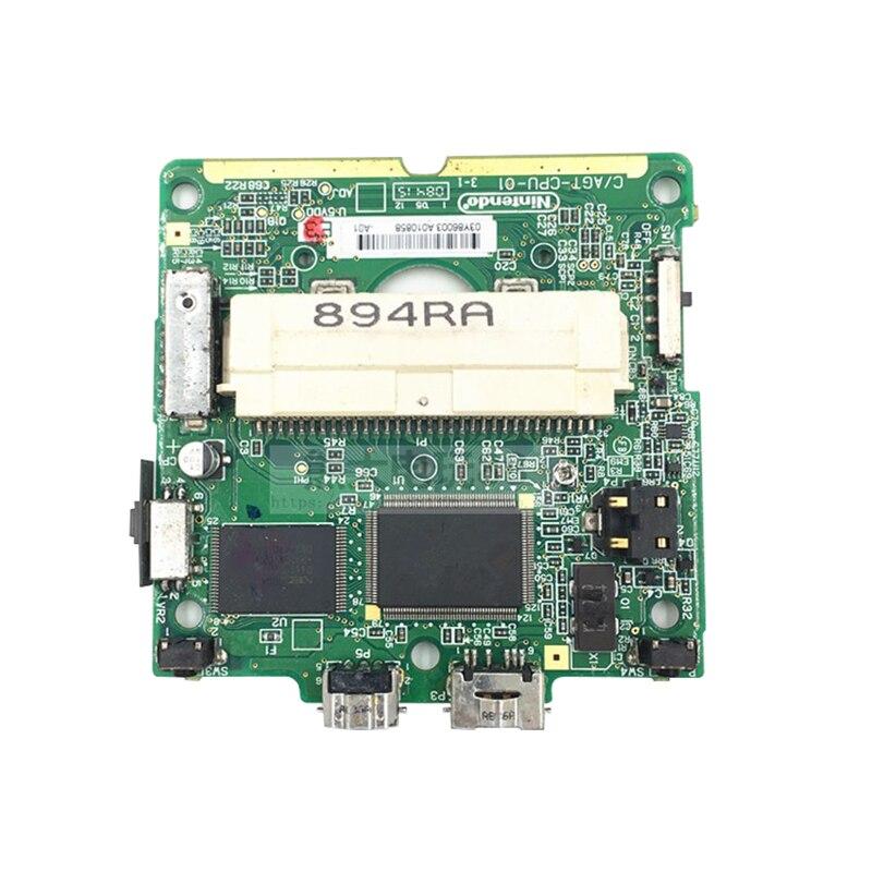 Замена модуля материнской платы высокой яркости для Nintendo Game Boy Advance SP GBASP сменная плата