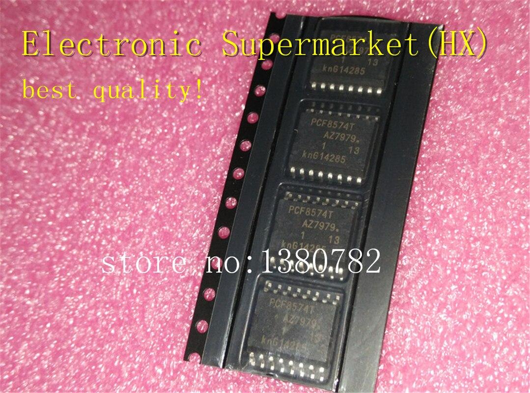 شحن مجاني 100 قطعة/السلع PCF8574T PCF8574 SOP-16 IC في الأسهم!