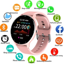 Women Smart band Watch Real-time Weather Forecast Activity Tracker Heart Rate Monitor Sports Ladies