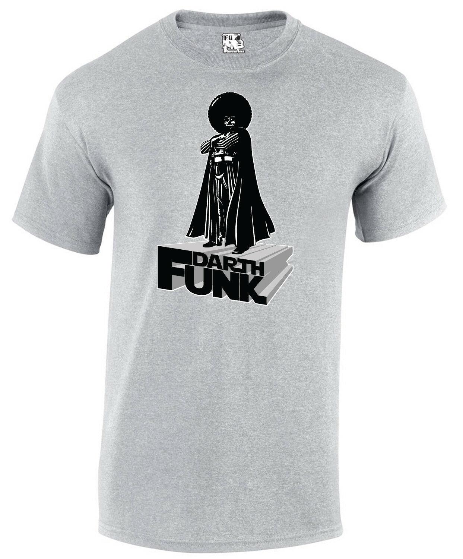 Darth funk o funk desperta darth vader daft punk engraçado paródia camiseta