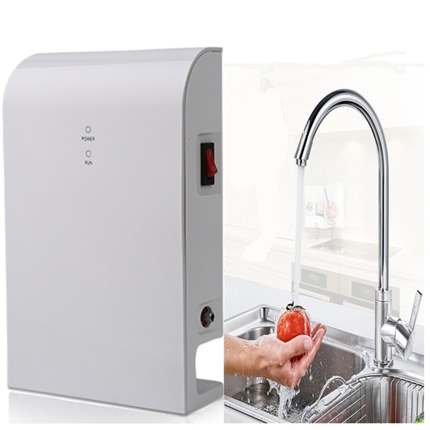 OZOTEK aquapure generador de ozono grifo TWO001 0,2-1,0 PPM 12VDC para verduras y frutas