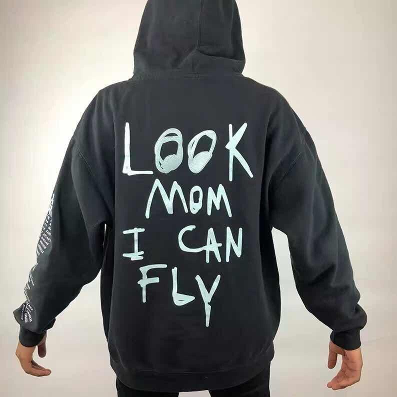 19SS Scott Astroworld hoodies Wish You Were Here  Embroidery Sweatshirts Hiphop Cotton Hoodie Astroworld Pullover men women