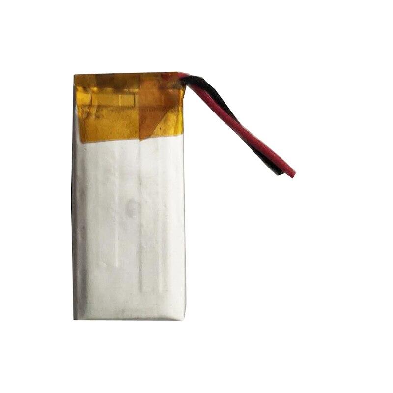 New Battery For Garmin VivoSmart HR / VivoSmart HR+ Approach X40 361-00088-00 Accumulator 3.7V 80mAh Batterie 2-wire+tools enlarge