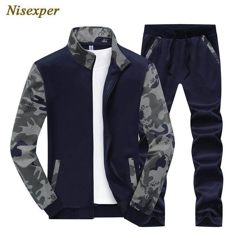 Hommes survêtements vêtements de sport à capuche + pantalon 2 pièces ensemble pulls décontractés Sportsuit hommes ensembles marque vêtements taille asiatique 4XL