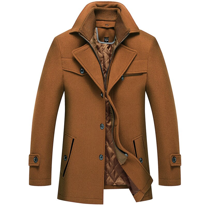 Мужское шерстяное пальто, зимняя мужская одежда, мужское шерстяное пальто, мужское шерстяное пальто, Мужское пальто, мужское шерстяное паль...
