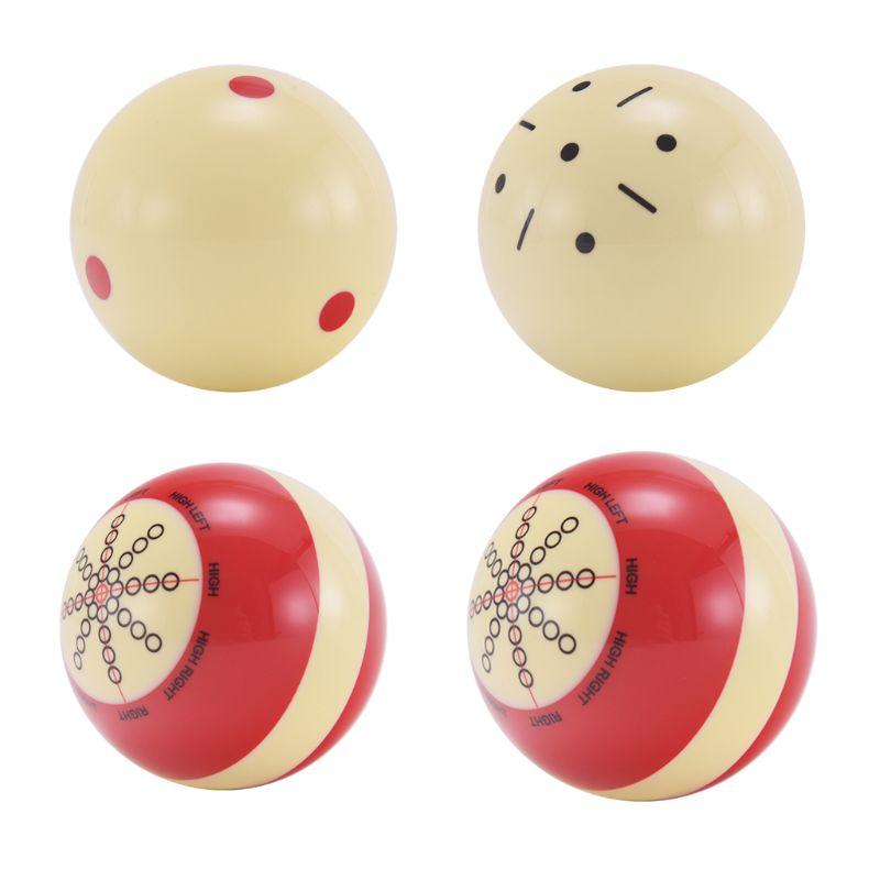 Bola de treinamento para bilhar e sinuca, bola para treinamento de sinuca, bolas de treino, 1 peça