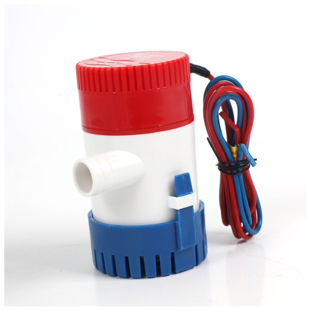 1100 gphautomatic bilge pump 12v 24v dc marine boat submersible pump drain pump boat accessories marine 1100GPH Electric Marine Submersible Bilge Water Pump With Switch for Boat Automatic Control Switch Combination Set Marine Pump