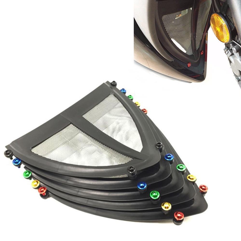 Para Yamaha YZF R3 YZF-R3 2015 de 2016 de escape de la motocicleta Header rejilla guardia cubierta bajo Antifouling Kit