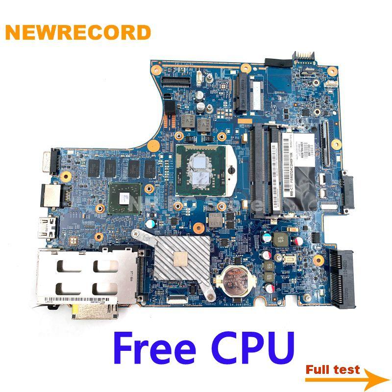NEWRECORD 628794-001 633552-001 598668-001 628795-001 كمبيوتر محمول لوحة رئيسية لأجهزة HP Probook 48.4GK06.041 4720S 4520S اللوحة الرئيسية
