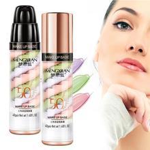 Face Base Primer Makeup Pore Facial Moisturizing Oil-control Facial Concealer Cream Brighten Foundation Primer Cosmetic TSLM2