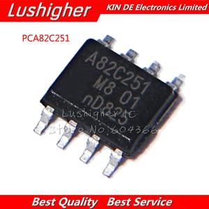 5PCS PCA82C251T PCA82C251 SOP8 82C251Y SOP A82C25 New Original