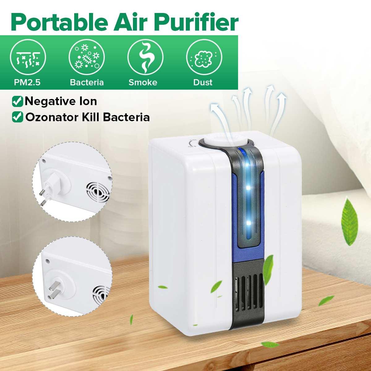 Домашний ионизатор 220 В/110 В, очистители, озонатор, очиститель воздуха, кислородный очиститель, убивает бактерии, чистый специфический запах ...