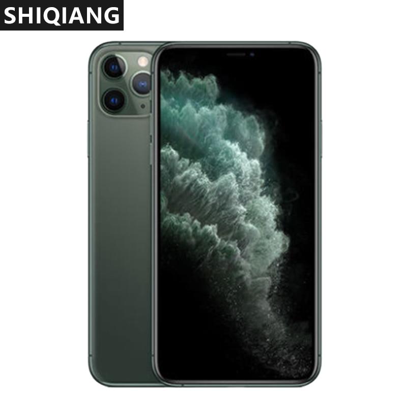 Apple używany odblokowany oryginalny iPhone 11 Pro Max 1 karta Sim 6.5 calowy wyświetlacz Super AMOLED A13 Chipset IOS 13 inteligentny telefon