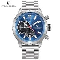 pagani designwatches men waterproof chronograph sport quartz watch luxury brand military wristwatches clock relogio masculino