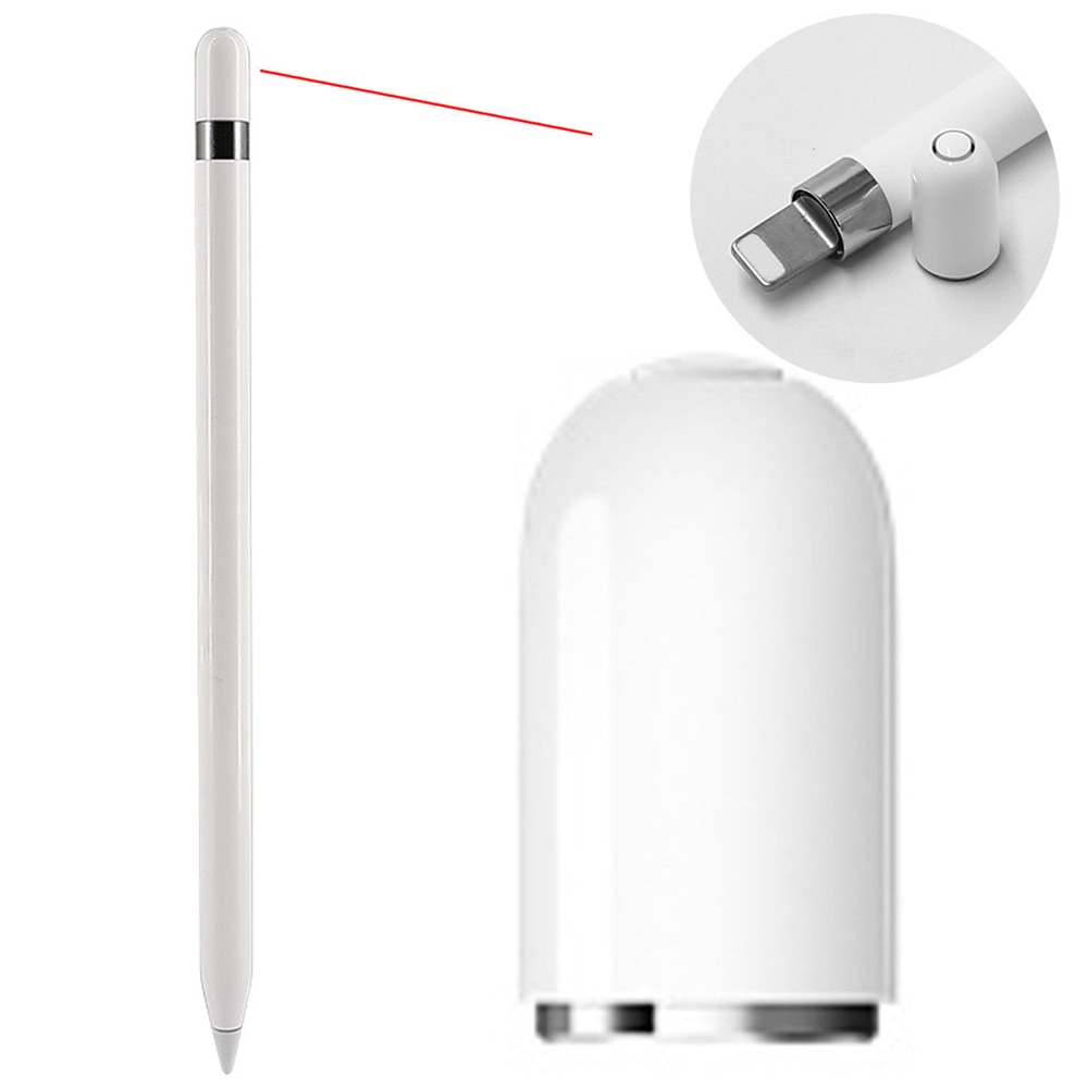 New Magnetic Replacement Pencil Cap For iPad Pro 9.7/10.5/12.9 inch Mobile Phone Stylus Accessories