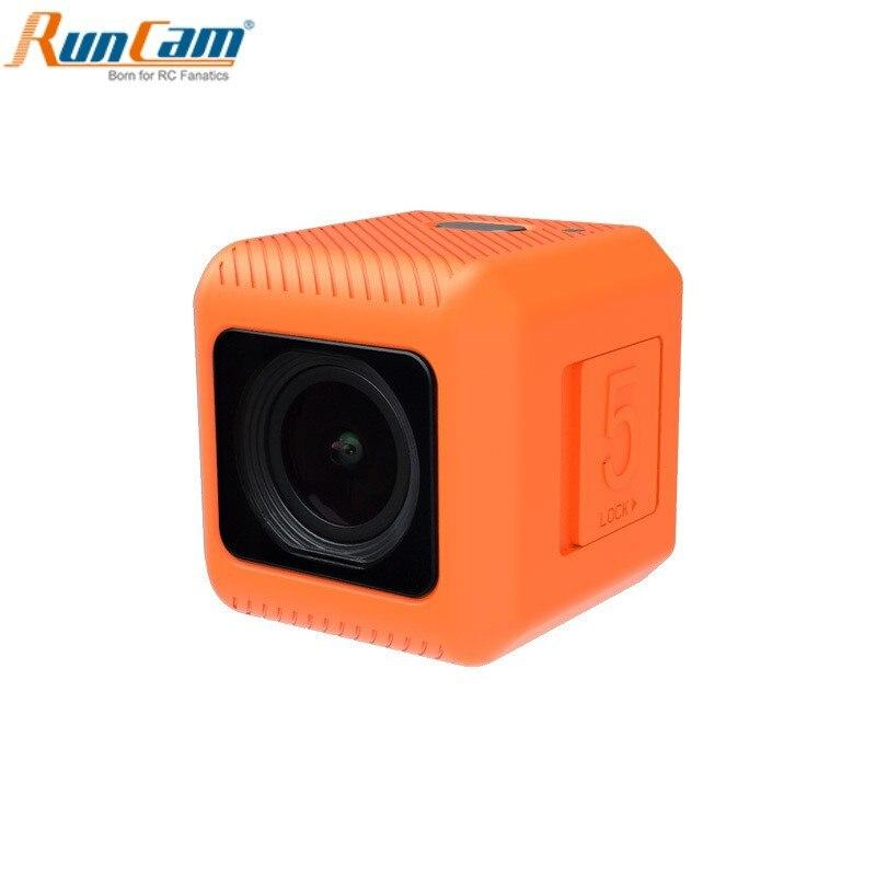 Cámara Fpv RunCam 5 naranja SONY IMX 377 (12MP) compatible con múltiples formatos