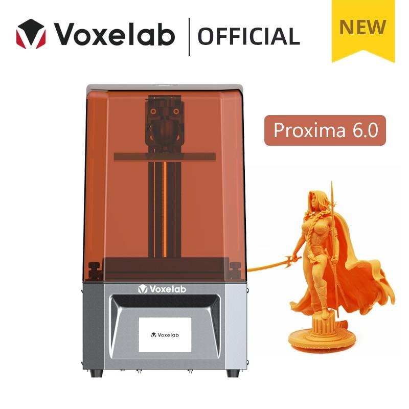 Voxelab Proxima 3D Printer 6.0 MSLA Review Oh So Happy