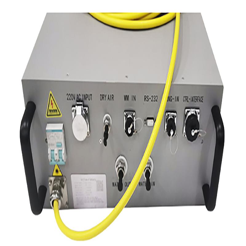 Новое поколение Raycus laser power волоконный лазерный источник RFL-C1000 для волоконно-лазерной резки