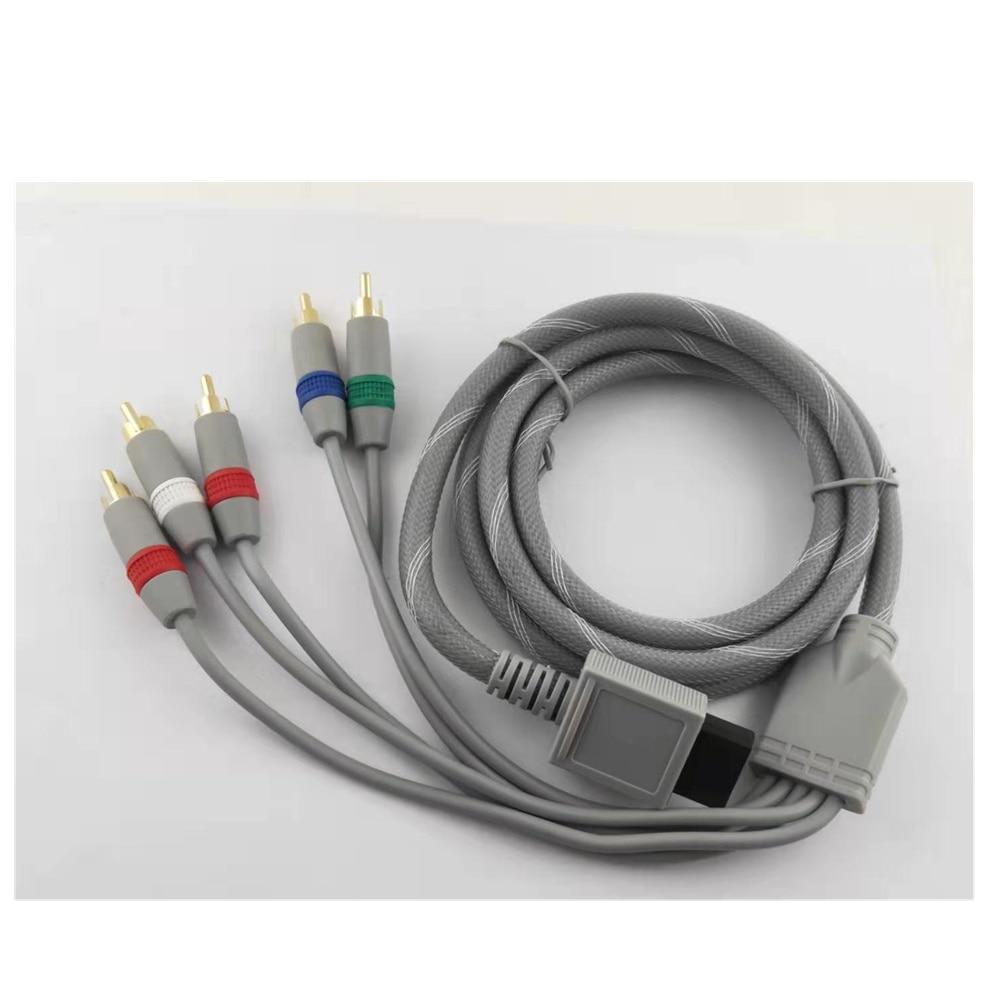 Cable adaptador de 1,8 m para videoconsola, adaptador de 1080P para Audio...