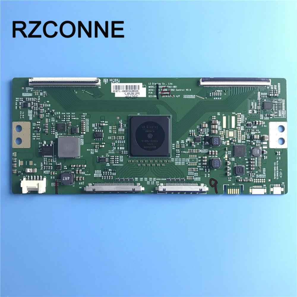 T-con لوحة ل X3-55 L553LN 6870C-0546A شاشة LC550DQF-FHA1-8B1