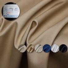 Czerwony malinowy japoński dwupokładowy sztywność 100% tkaniny bawełniane materiał odzieży kobiety Windcoat szycie ubrań krawiec darmowawysyłka