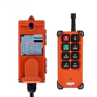 F21-E1B промышленный пульт дистанционного управления для мостовых/мостовых кранов беспроводное Радиоуправление УВЧ 18-65 в или 65-440 В