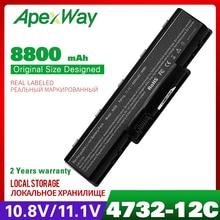 8800mAh batterie dordinateur portable pour packard-bell EasyNote TJ61 TJ62 TJ63 TJ64 TJ65 TJ66 TJ67 TJ68 TJ71 TJ72 TJ73 TJ74 TJ75 TJ76 TJ77