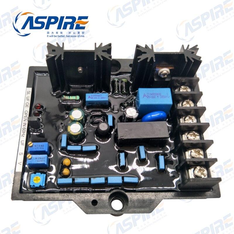 R120 regulador de voltaje automático AVR piezas del generador envío gratis