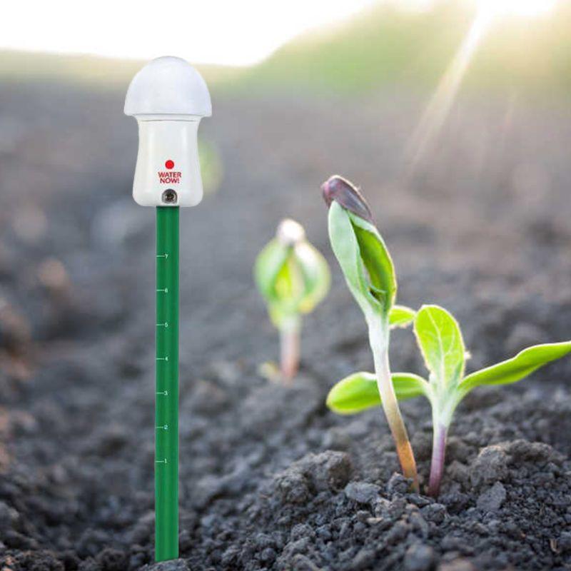 Sensor de humedad de planta profesional, Detector de humedad, medidor de humedad del suelo, higrómetro de alarma, medidor de humedad