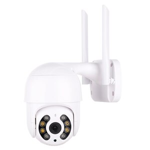 Wifi IP Camera HD 1080P Outdoor Speed Dome 2MP H.265 Audio PTZ Wireless AI Camera Cloud-SD Slot Security CCTV Camera