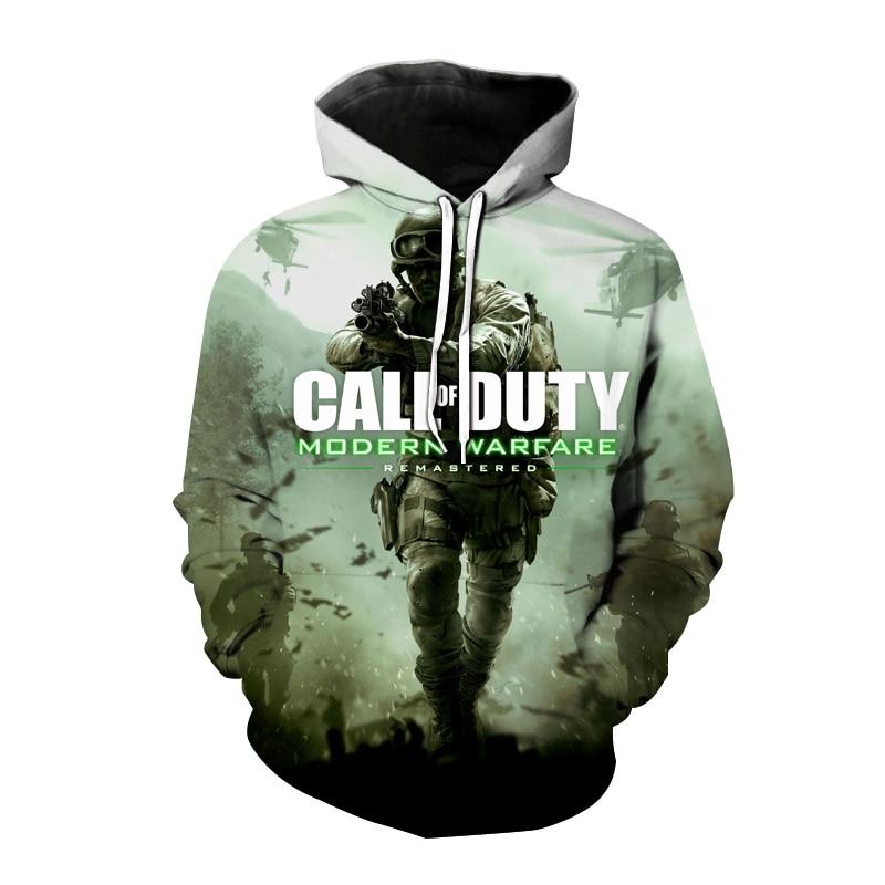 Sudadera de fantasma Fps de Call Of Duty Sudaderas con capucha de...