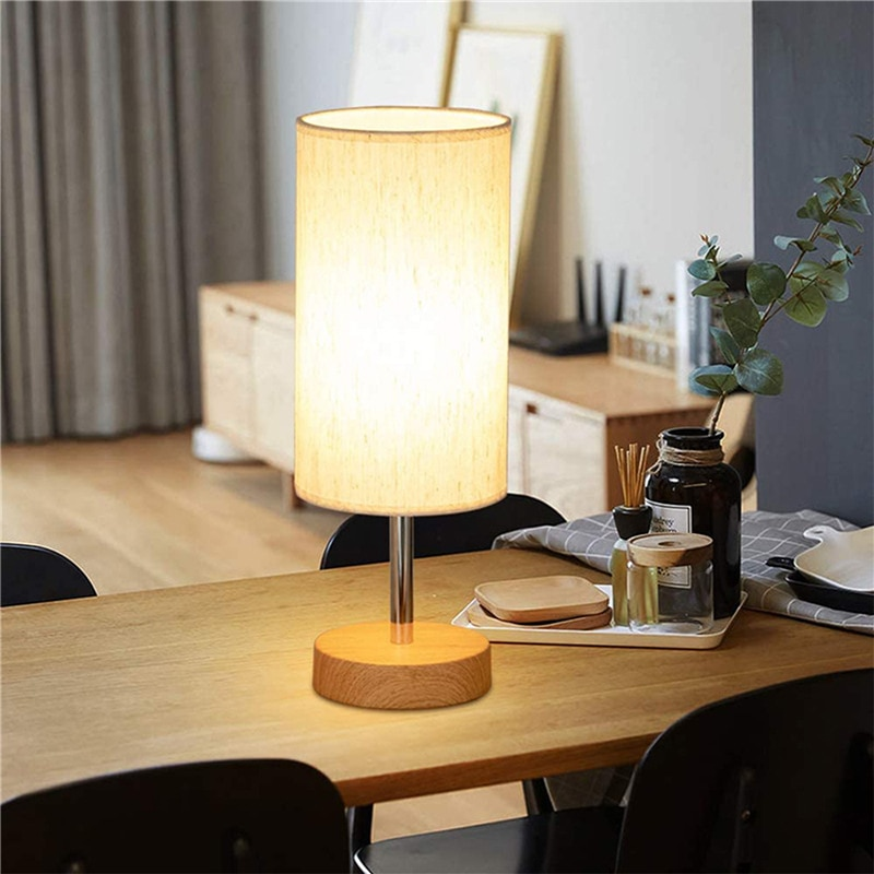 LED ضوء الليل الزخرفية مع منافذ شحن USB لغرفة النوم/غرفة المعيشة