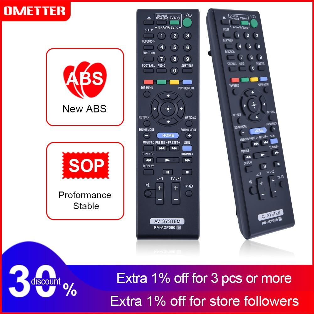 Mando a distancia RM-ADP090 compatible con SONY AV system HBD-E2100 DBD-E3100 BDV-E4100,...