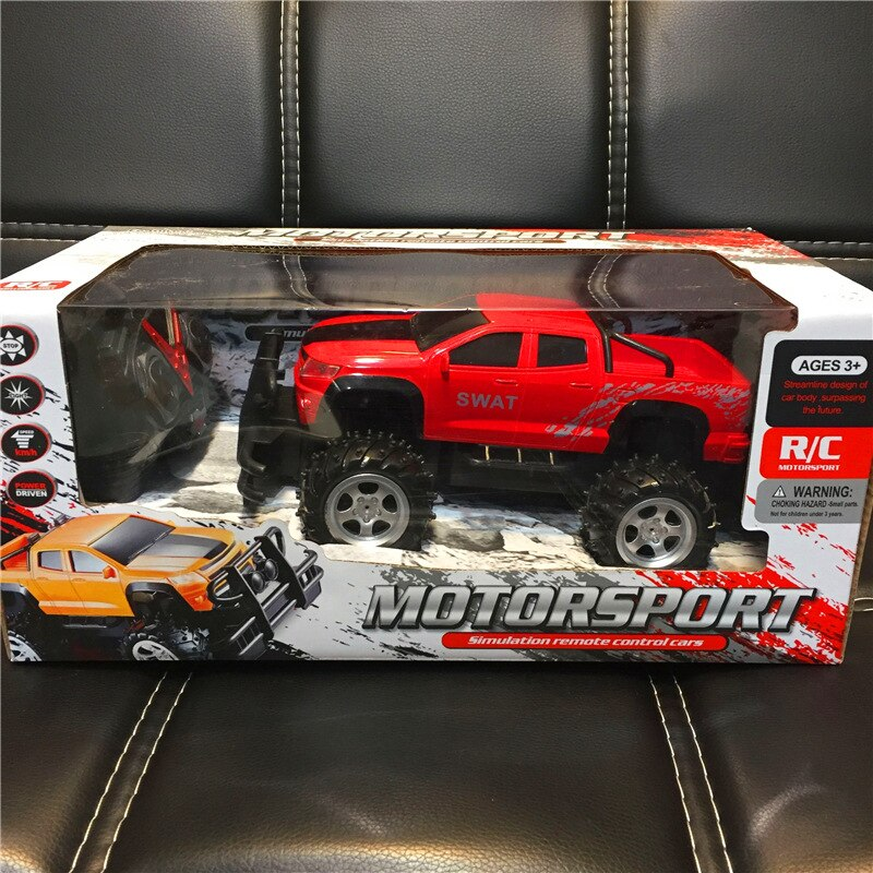 1:18 The New Remote Control Off-road Racing Car Uses The Brain Develop Intellectual Interest And Cul