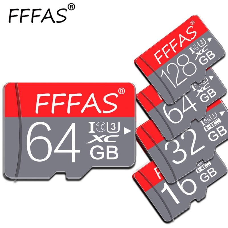 Memory Card 128GB 64GB 32GB 16GB 8GB Micro Sd Card Flash Card Memory TF/SD Cards For Smartphone/Tabl