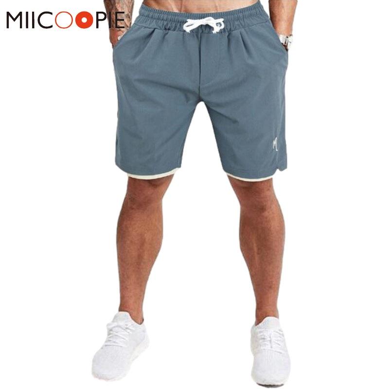 91. Pantalones Cortos para Correr Hombre