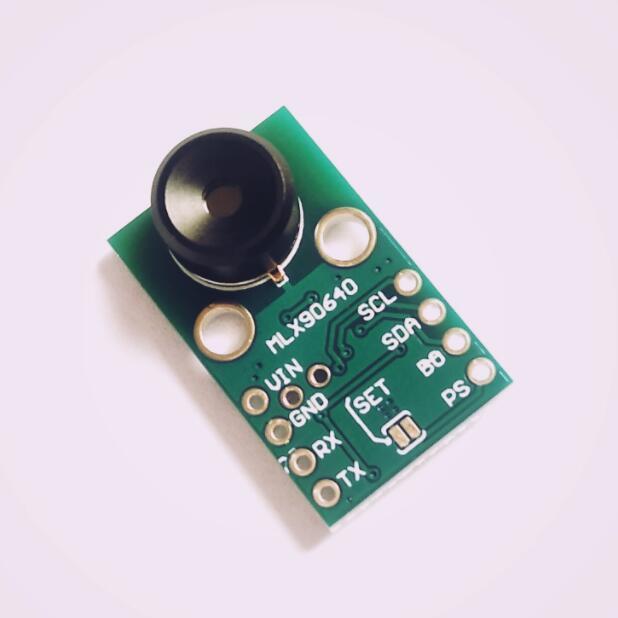 GY-MCU90640 MLX90640 IR 32*24 Infrarot Thermometrische Dot Matrix Sensor/Thermische Imager Modul