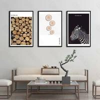Decoration de maison simple sans cadre  style nordique  mode moderne  salon  couloir  porche  chambre a coucher  peintures suspendues