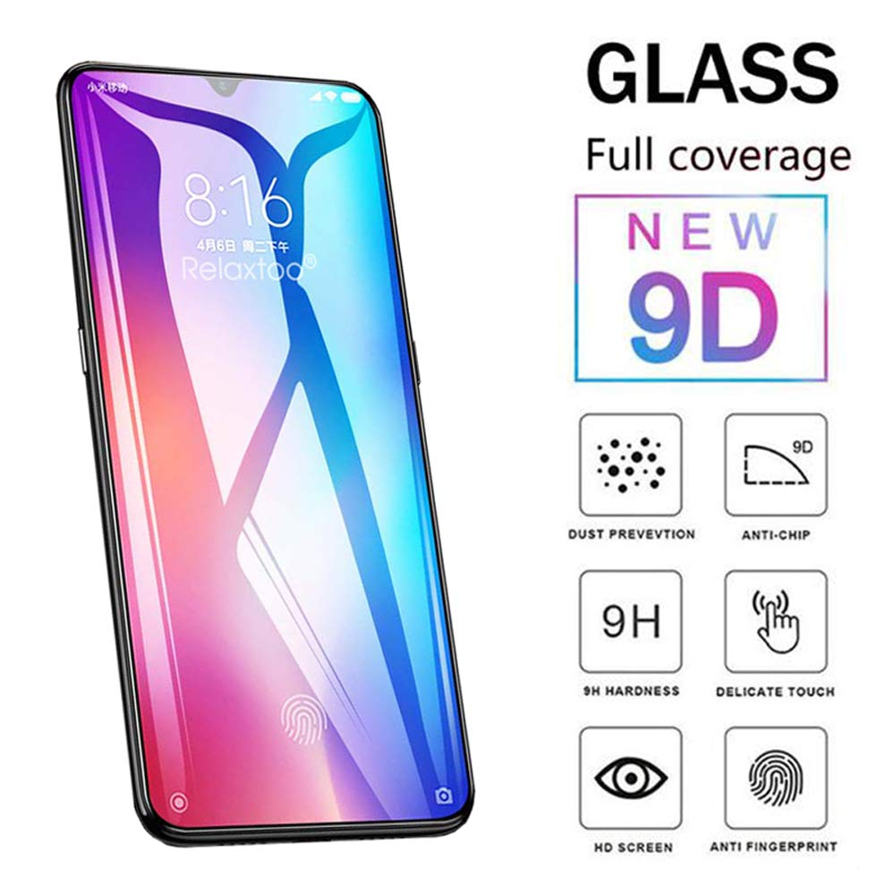 2.5D Tempered Glass for Realme Xt X2 Pro Glass Screen Protector for Oppo Reno 2z A5 A9 2020 Realme Q X 3 5 Pro Film Glass lora r dagi glass ophthalmology q