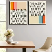 mid century graphic art poster modern abstract print painting wall pictures for home gift decor cuadros for living room bedroom
