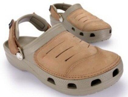 YWYGMZ 2021Men Clogs Sandals Casual Summer Shoes Slipper Men Leisure Flip Flops Men Cow Leather Sand