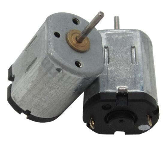 FF-N20PA de alta velocidade micro dc motor 1.2 v 1.5 v 2.4 v
