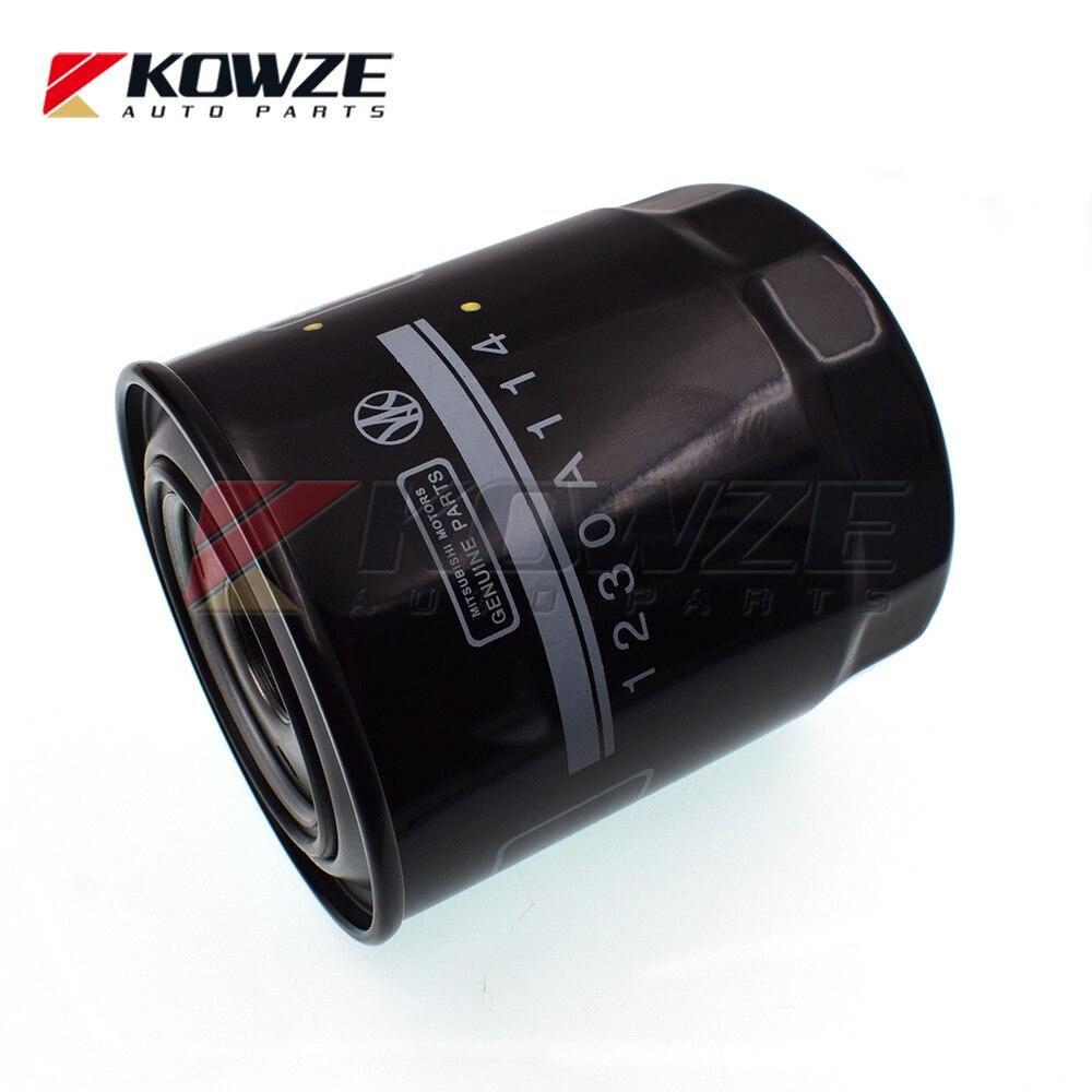 Дизельный масляный фильтр для Mitsubishi PAJERO MONTERO SPORT II KH4W 2008 2016 L200 Triron 2005 2015 KB4T KA4T 2.5D