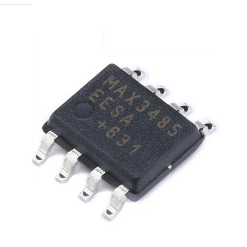10/20/50 pcs/lote MAX3485EESA MAX3485E SOP-8 RS-485/RS-422 Transceptor MAX3485 SOP8