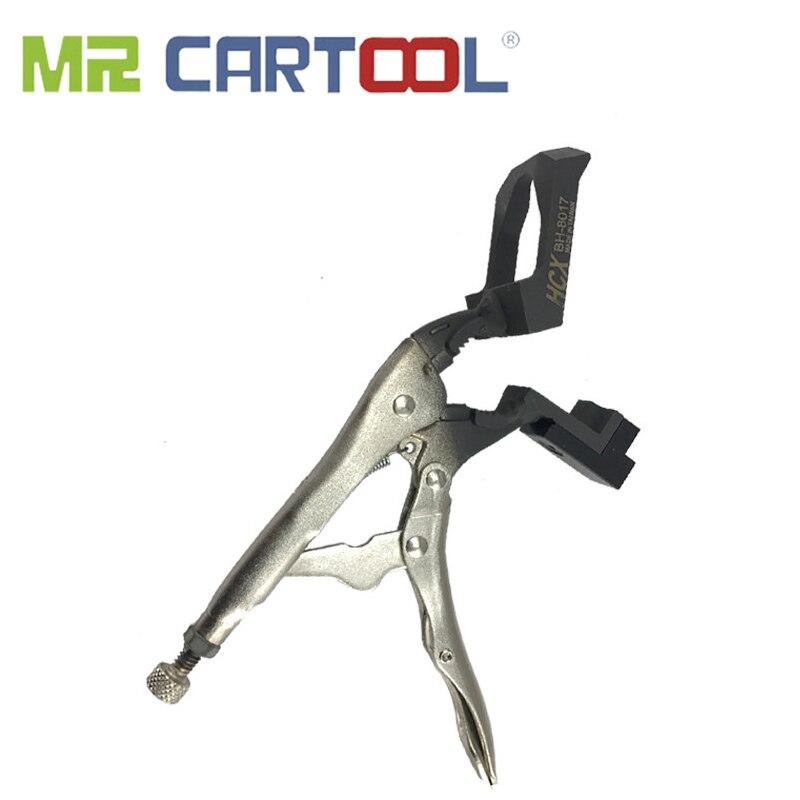 MR CARTOOL Valve Slider Holding alicates installador/removedor herramienta para BMW Mini N12 N14 N16 N18 Peugeot Citroen 1,6 T herramienta de reparación de coches