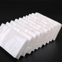 10 pack car tissue with 30 pieces tissue in side per pack for car tissue box for home bathroom usage