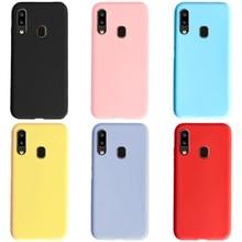Case For Samsung Galaxy A20 A20E A20S Case Silicone back cover For Samsung A20 A 20 2019 A205F A20E A 20 E A202F 20S Cover Funda